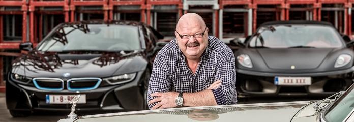 Meerdere auto's in de vennootschap