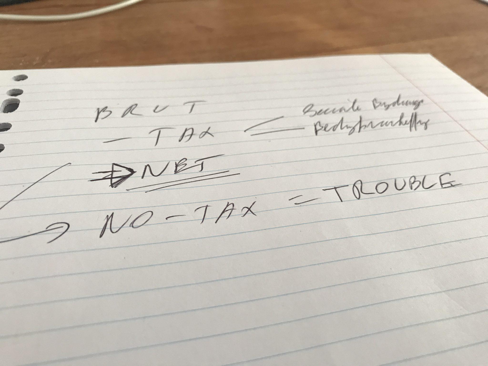 zelfstandige belastingen